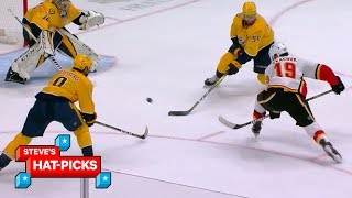 NHL Plays Of The Week: No Tkachuking Way! | Steve's Hat-Picks