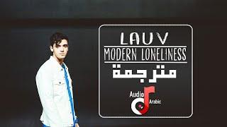 Lauv - Modern Loneliness مترجمة - Lyrics - YouTube