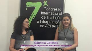 12 – Entrevista com Gabriela Cetlinas