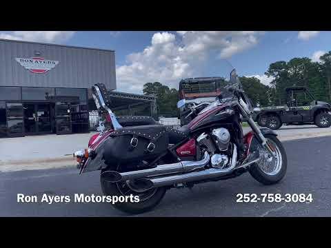 2008 Kawasaki Vulcan® 900 Classic LT in Greenville, North Carolina - Video 1