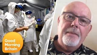 British Couple Stranded on a Coronavirus Infected Cruise Ship in Quarantine | Good Morning Britain