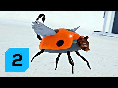 Slap The Fly │2│ Hmyzí mutanti