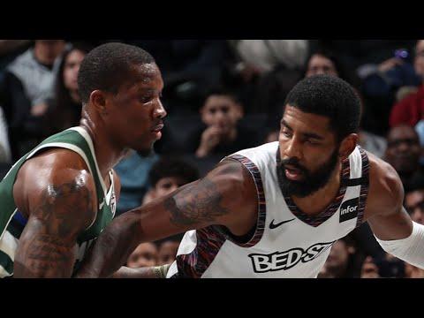 Brooklyn Nets vs Milwaukee Bucks Full Game Highlights | January 18, 2019-20 NBA Season