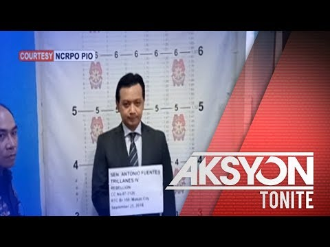 [News5]  Sen. Trillanes, may mensahe kay Pres. Duterte matapos magpyansa