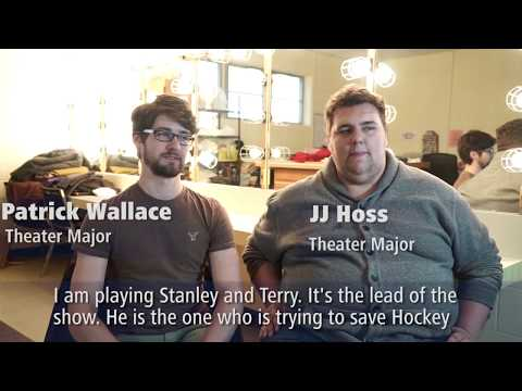 JJ Hoss & Patrick Wallace, Hockey the Musical