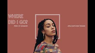 Jorja Smith   Where Did I Go? REMAKE (INSTRUMENTAL)