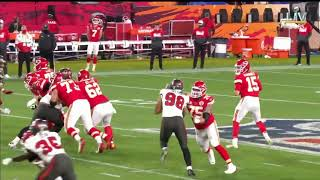 Patrick Mahomes gets DESTROYED by Ndamukong Suh