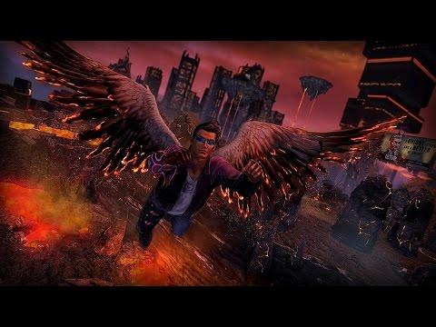 12 minut ze Saints Row: Gat Out of Hell