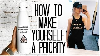 Prioritizing a Healthy Lifestyle with a BUSY Schedule | Fitness Vlog