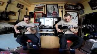 Rammstein-Amour (Guitar Cover)