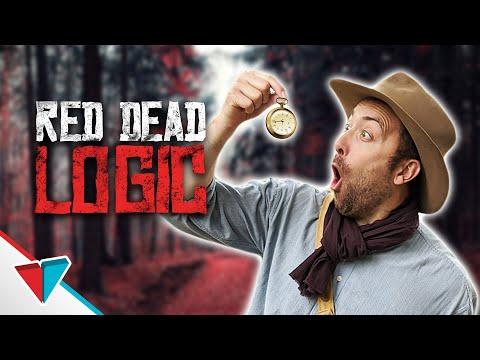 Red Dead Logic – Jak je důležité prohledávat těla