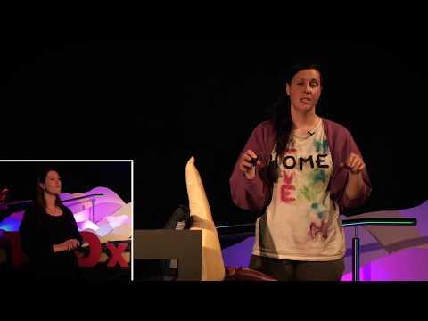 Zero Waste Fashion | Senorita AweSUMO | TEDxDunedin
