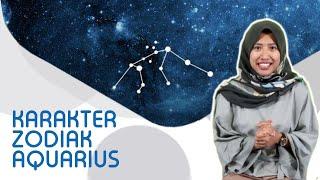 Karakter Zodiak Aquarius yang Wajib Kalian Ketahui, Mulai Kelebihan, Kekurangan dan Lain-lain