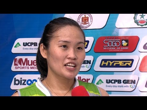 [Sport5]  Match MVP: Grethcel Soltones | PSL All-Filipino Conference 2018