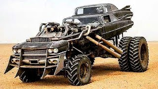 AMAZING And POWERFUL CARS & TRUCKS (Rolling Coal) | CUSTOM HOT RODS And RAT RODS