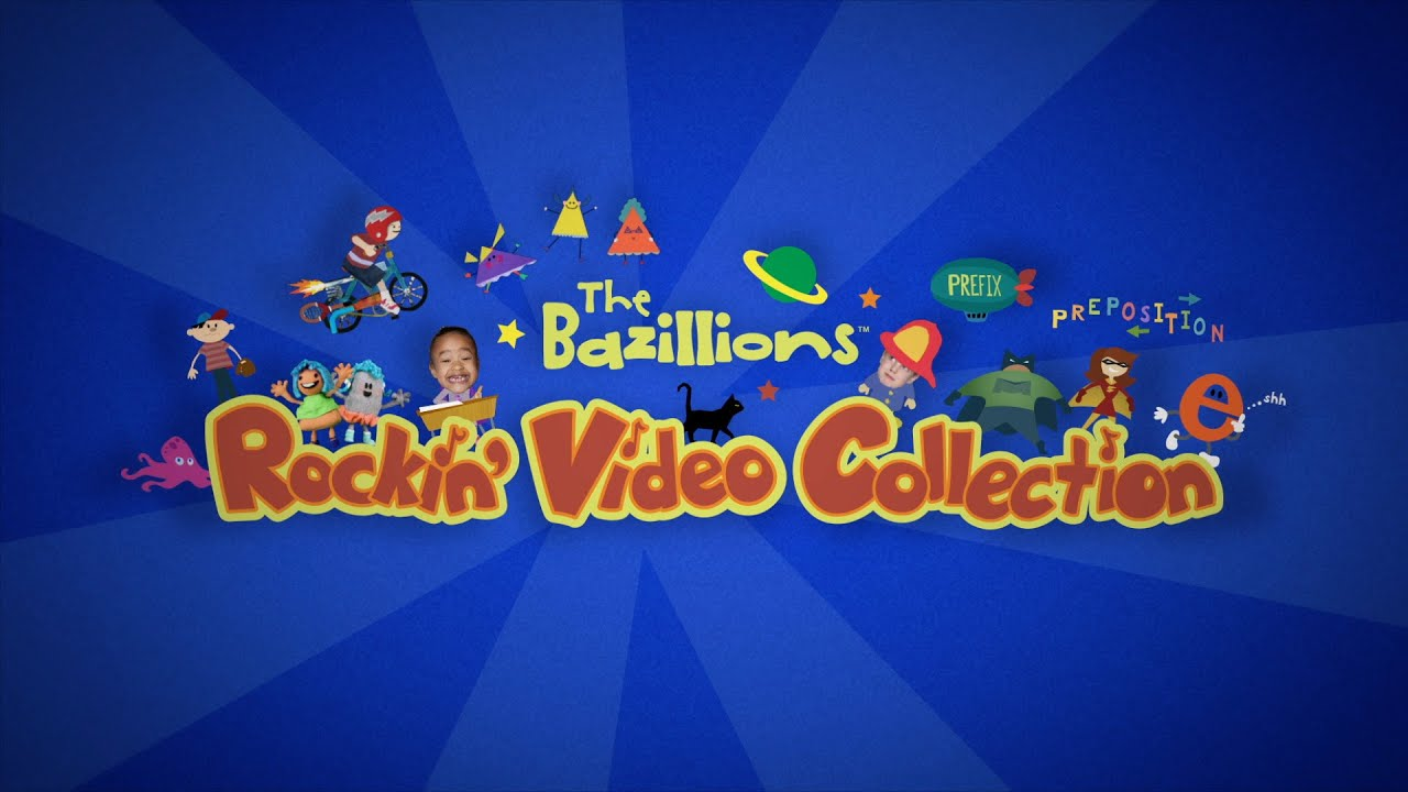 The Bazillions Rockin' Video Collection LONG PLAY