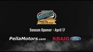 2021 Season Opener - April 17