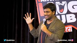 Goa mat jaana | Zakir khan I Comedy