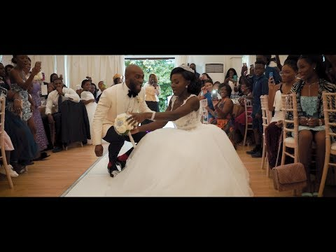 MY EMOTIONAL FAIRYTALE WEDDING  #KeepingItPosh17 | Sellasie & Priscilla Humado