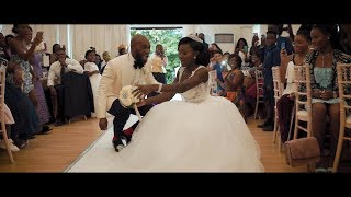 MY EMOTIONAL FAIRYTALE WEDDING  #KeepingItPosh17   Sellasie & Priscilla Humado