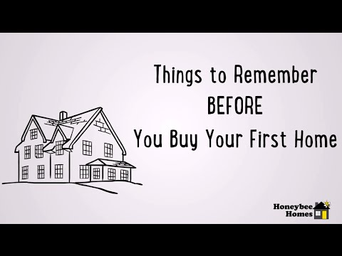 Things to Remember BEFORE You Buy Your First House in Grand Rapids, MI