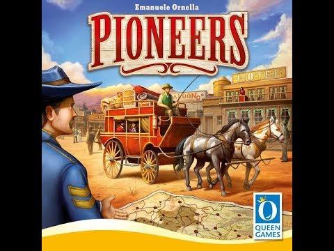 Dad vs Daughter - Pioneers