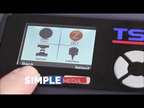 TC300 TSC Desktop Barcode Printer