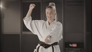 Karate with Anne-Marie [Episode 9]