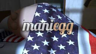 Maniac - Maniegg - Funny 3D-Animation done in 3ds Max - FH-Kiel