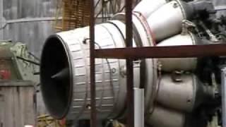 Запуск ВК-1