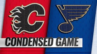 12/16/18 Condensed Game: Flames @ Blues