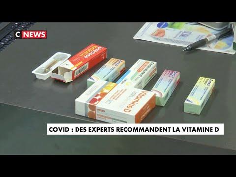 Covid-19 : des experts recommandent de prendre de la vitamine D Covid-19 : des experts recommandent de prendre de la vitamine D