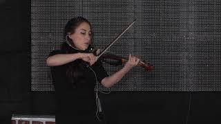 Peace Through The Harmony Of Music   Güldeniz Kedek   TEDxGolbasi