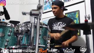 Hillsong United - Now That You're Near Drum Cover