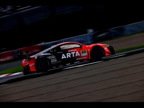 GT300 55号車ARTA 決勝レースのハイライト動画 スーパーGT 第3戦鈴鹿(鈴鹿サーキット)