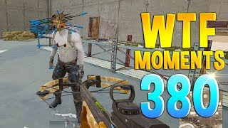 PUBG Daily Funny WTF Moments Highlights Ep 380