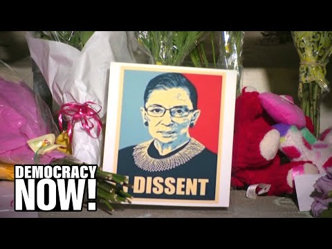 Remembering RBG: Legal Giant's Death Sparks Furious Fight in D.C. over Vacant Supreme Court Seat
