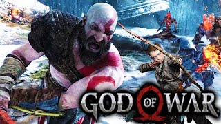 Finishing GOD OF WAR Live on the PS5!! 😈😈