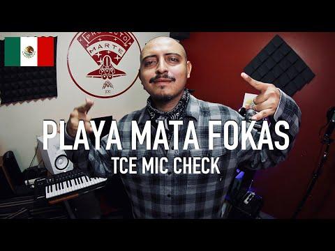 Playa Mata Fokas - Prieto Malvado ( Prod. By Luzock Beats ) [ TCE Mic Check ]