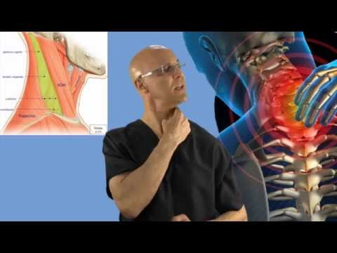 Video 90-Second Relief Technique for a Stiff Neck (Wry Neck, Torticollis)- Dr Mandell