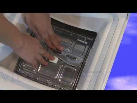BRANDT  BWT 6008 - подробная видео-инструкция на стиральную машину