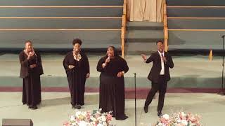 Donald Lawrence and Company Prayer of Jabez & When The Saints