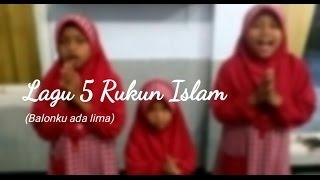 Lagu Anak Islam  5 Rukun Islam