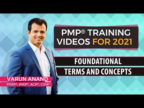 PMP exam prep - PMP certification- PMP training videos-Terms and ...