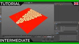 Cinema 4D R20 Tutorial | Growth Effects & Reaction Diffusion