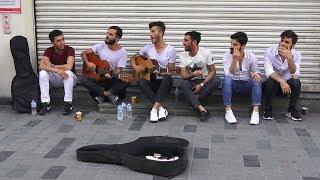 Taksim Sokak Sanatçıları - Ben Gönlümü Sana Verdim (Devranronii & Ferman Ergin)