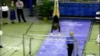 Annie Gagnon 2004 LSU at Florida Bars
