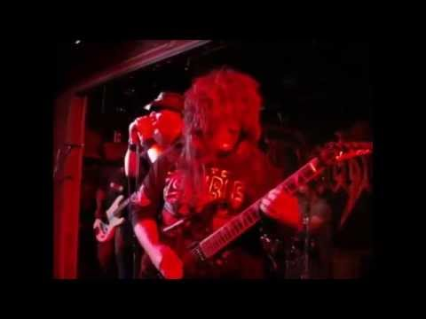 Darkitecht At Ralphs Rock Diner 06 07 2014,