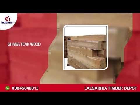 Wood Plank and Teak Wood Manufacturer   Lalgarhia Timber