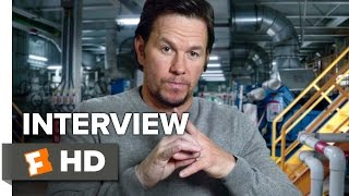 Deepwater Horizon Interview - Mark Wahlberg (2016) - Drama